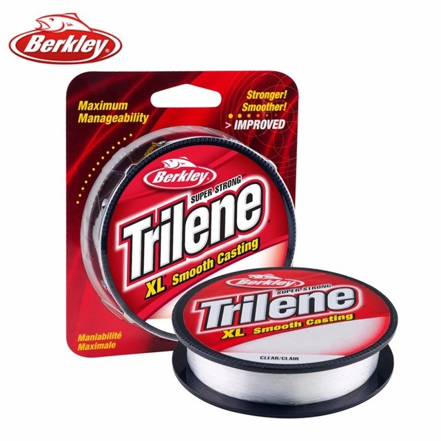 Berkley Trilene XL Clear 270m