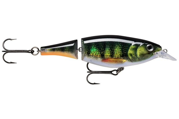 Rapala X-Rap Jointed Shad 13 - PEL - Live Perch