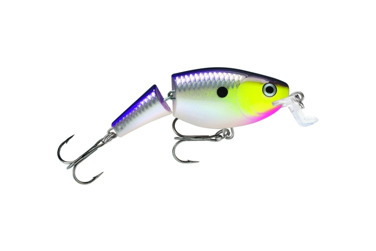 Rapala Jointed Shallow Shad PDS - Purpledescent