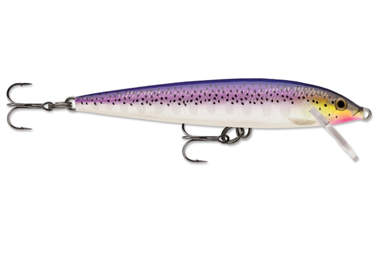Rapala Original Floater 09 - Purpledescent