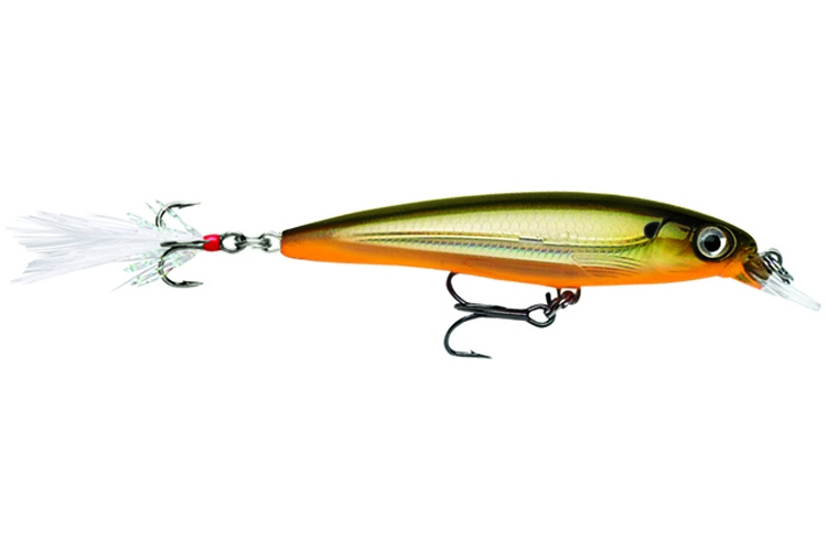 Rapala X-Rap 10 TOSD - Tennessee Olive Shad