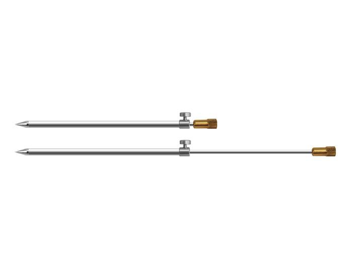 Vidlička teleskopická DELPHIN se závitem - 50 - 90cm