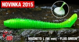 Magneto L REDBASS - Fluo / Green / 96mm - 1ks