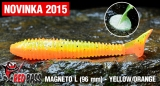 Magneto L REDBASS - Yellow / Orange / 96mm - 1ks