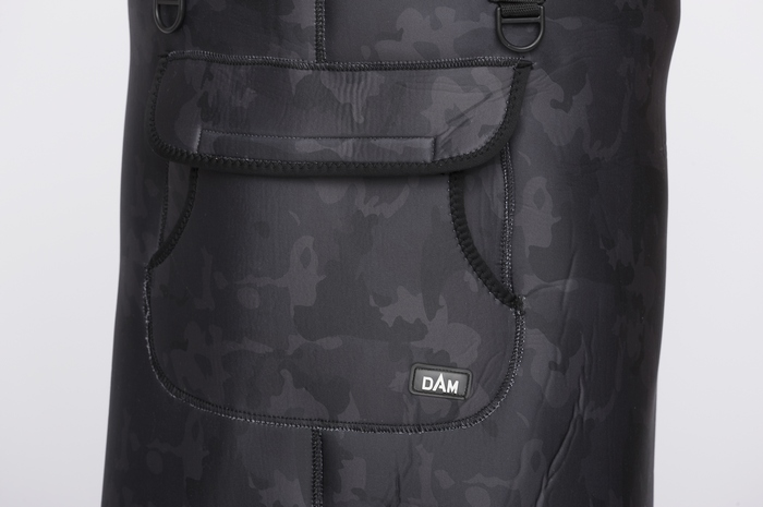 Prsačky DAM CamoVision Neo Chest Waders - vel.44/45