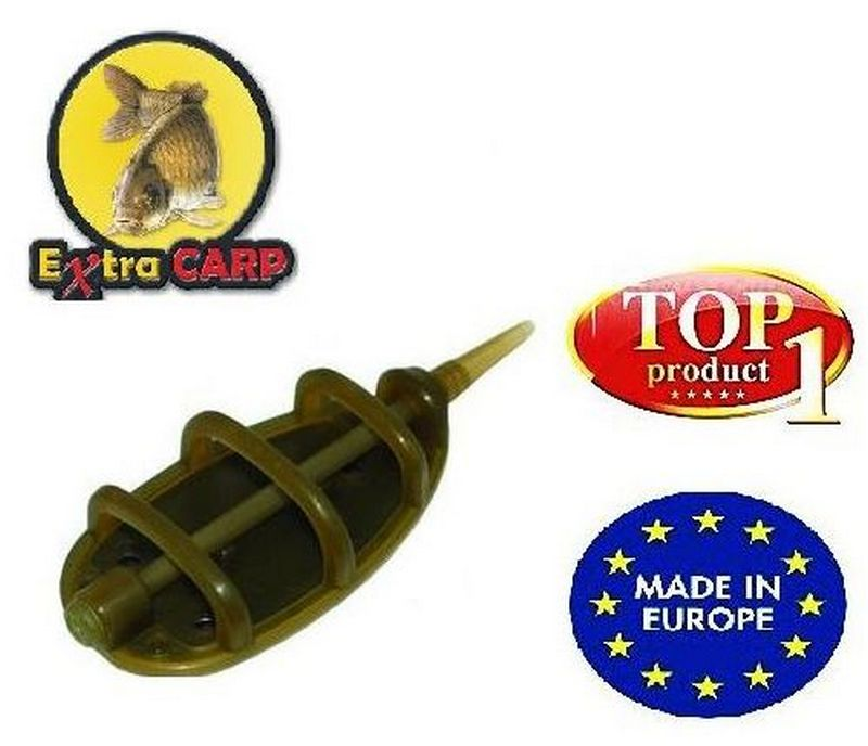 Krmítko Extra Carp Method Feeder IN-Line - 20g / CLAY