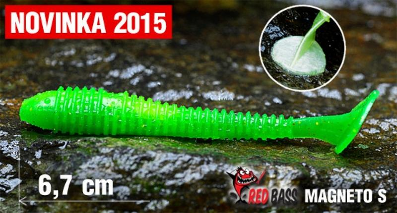 Ripper REDBASS MAGNETO S - 67 mm