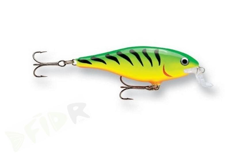 Wobler RAPALA Shad Rap Shallow Runner 9cm - 12g / FT