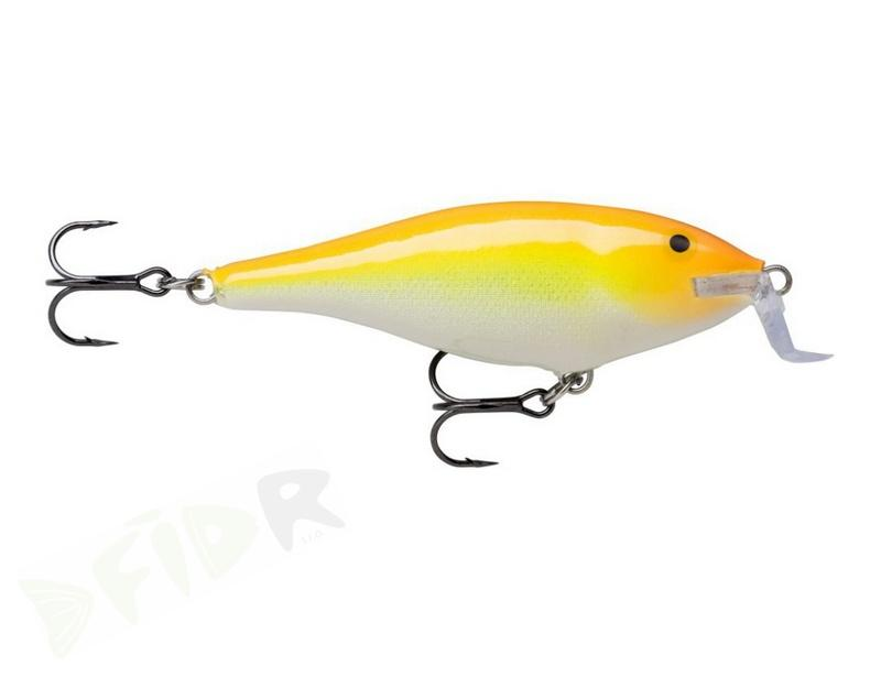 Wobler RAPALA Shad Rap Shallow Runner 9cm - 12g / IMP