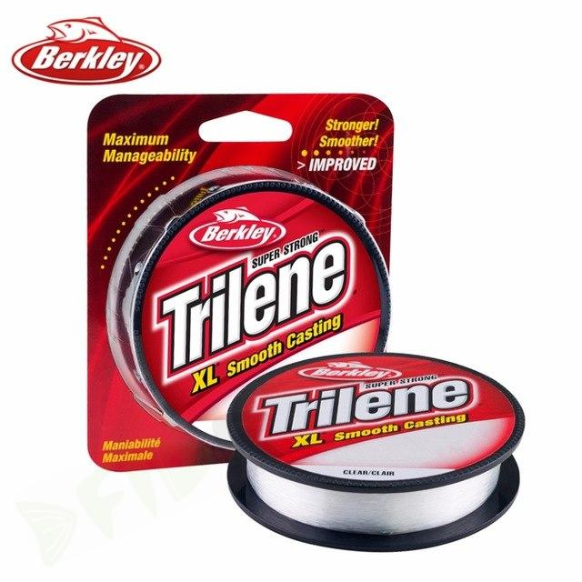 Vlasec Berkley Trilene XL Clear 270m - 0,16mm / 2,6kg