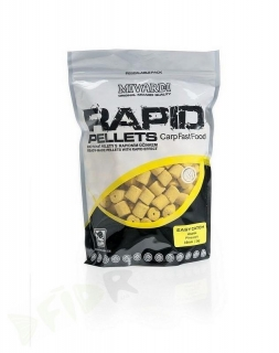 Pelety Mivardi Rapid Easy Catch Ananas - 1kg / 12mm