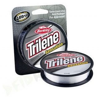 Vlasec Berkley Trilene Sensation Clear 300m - 0,24mm / 5,1kg