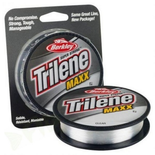 Vlasec Berkley Trilene MAXX Clear 300m - 0,18mm / 3,7kg