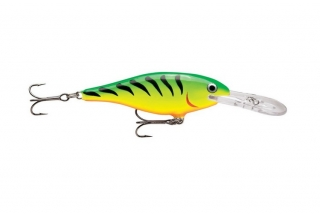 Wobler Rapala Shad Rap Deep Runner 7cm - 8g / FT