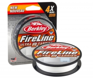 Šňůra Berkley Fireline Ultra 8 Crystal 150m - 0,17mm_10,7kg