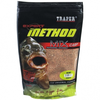 Traper Method mix_1kg_Konopí