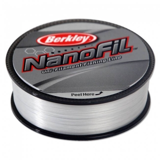 BERKLEY Nanofil Clear Mist -0,2176mm/ 14,715kg / 125m