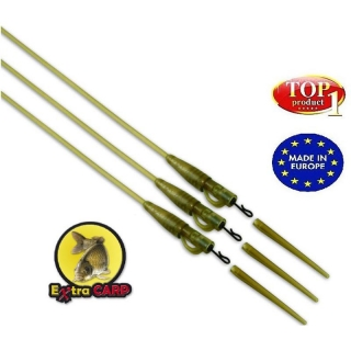 Extra Carp Quick Change with Camo Tubing - 3ks