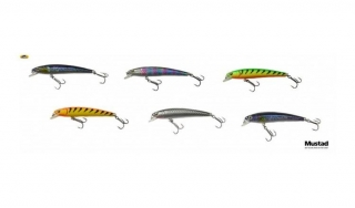 Wobler Tsunami Floating Minnow -  120mm