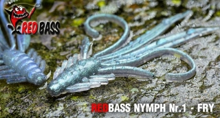 Nymfa REDBASS S - Fry / 53mm - 1ks