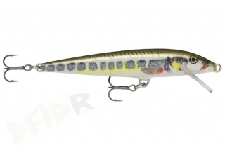 Wobler Rapala Original Floating 9cm - 5g / VAL
