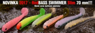 Ripper REDBASS Swimmer Slim S - 70mm