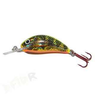Wobler SALMO Hornet H3S - 2,6g/ 3,5cm/ GFP