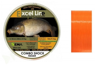Vlasec SEMA Combo Shock Feeder - 300m / 0,18mm / 4,9kg