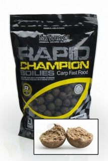 Mivardi Boilies Rapid Champion Platinum-950g /18mm/Crazy Liver