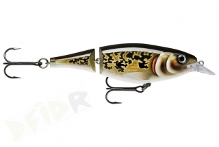 Wobler Rapala X-Rap Jointed Shad 13cm - 46g / ARB