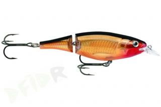 Wobler Rapala X-Rap Jointed Shad 13cm - 46g / G
