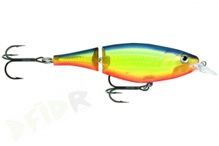 Wobler Rapala X-Rap Jointed Shad 13cm - 46g / HS