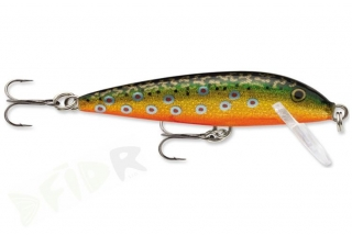 Wobler Rapala Count Down Sinking 9cm - 12g / BTR