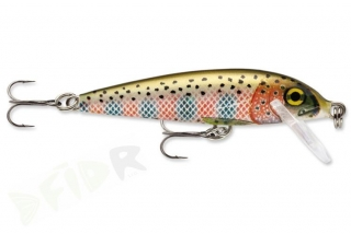 Wobler Rapala Count Down Sinking 9cm - 12g / RT