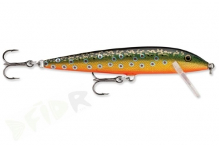 Wobler Rapala Count Down Sinking 11cm - 16g / BTR