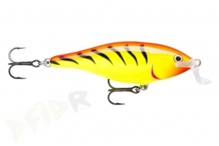 Wobler RAPALA Shad Rap Shallow Runner 7cm - 7g / HT