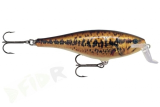 Wobler Rapala Super Shad Rap Floating 14cm - 45g / SBL