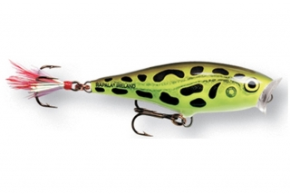 Wobler Rapala Skitter Pop Top Water Fresh 7cm - 7g / LF