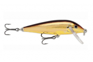 Wobler Rapala Count Down Sinking 7cm - 8g / GALB