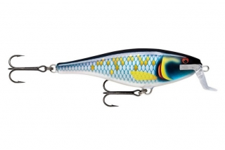 Wobler Rapala Super Shad Rap Floating 14cm - 45g / SCRB
