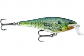 Wobler Rapala Super Shad Rap Floating 14cm - 45g / BGL