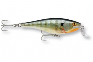 Wobler Rapala Super Shad Rap Floating 14cm - 45g / BG