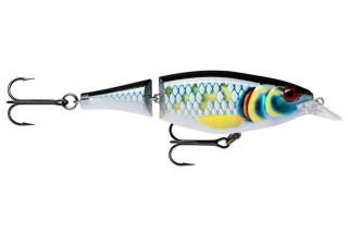 Wobler Rapala X-Rap Jointed Shad 13cm - 46g / SCRB