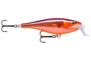 Wobler Rapala Super Shad Rap Floating 14cm - 45g / BUM