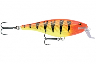 Wobler Rapala Super Shad Rap Floating 14cm - 45g / HTP