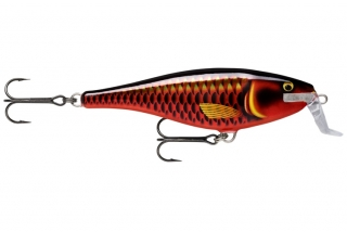 Wobler Rapala Super Shad Rap Floating 14cm - 45g / TWZ