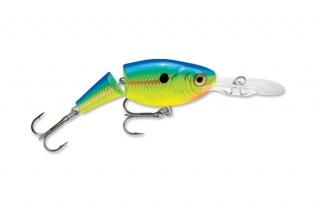 Wobler Rapala Jointed Shad Rap 4cm - 5g / PRT