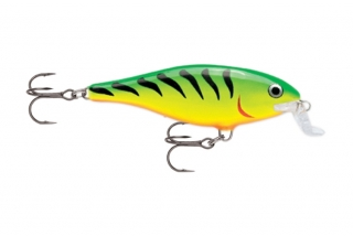 Wobler Rapala Shad Rap Shallow Runner 5cm - 5g / FT