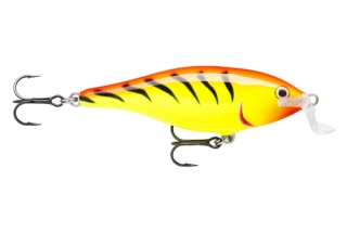 Wobler Rapala Shad Rap Shallow Runner 5cm - 5g / HT