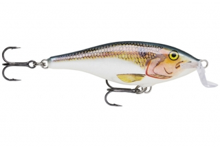Wobler Rapala Shad Rap Shallow Runner 5cm - 5g / SD